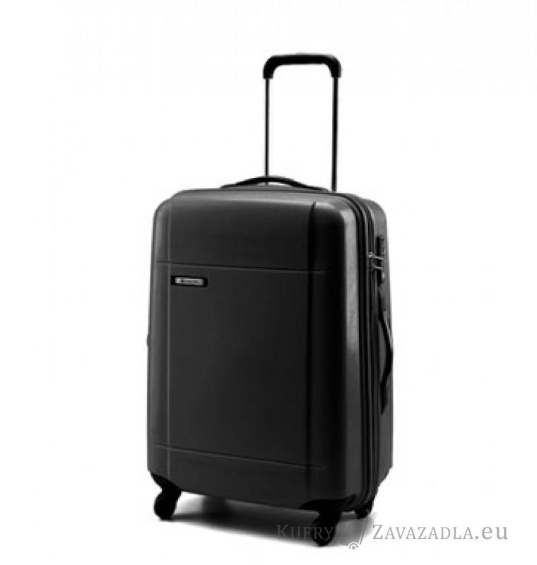 Carlton TITANIUM DLX Spinner Trolley Case 78cm (černá)