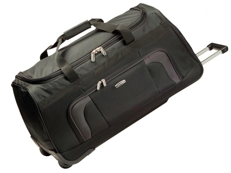 Travelite ORLANDO Cestovní taška na kolečkách (černá)