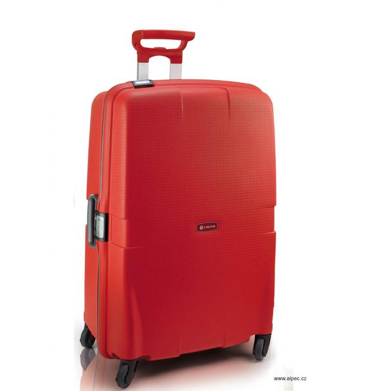 Kufr MULTIDRIVE DLX 82cm (červená)