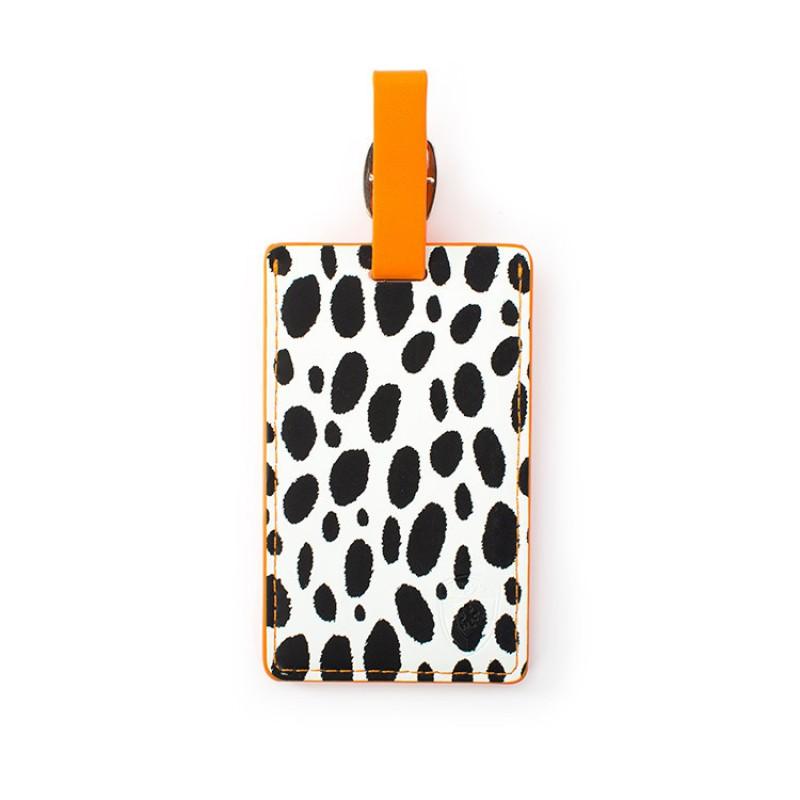 Heys - Jmenovka na kufr - vzor Dalmatian