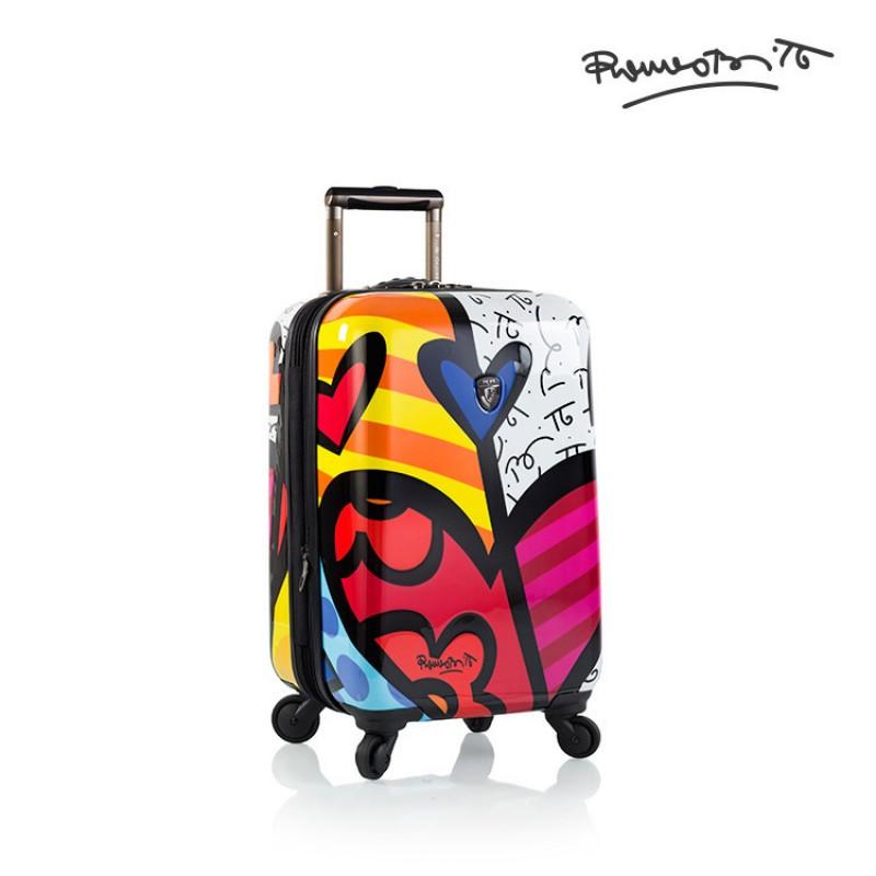 Heys BRITTO A NEW DAY Luxusní designový kufr, 53cm