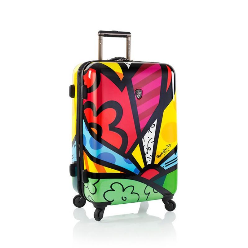 Heys BRITTO A NEW DAY Luxusní designový kufr, 66cm