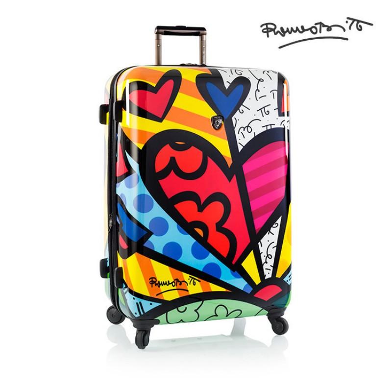 Heys BRITTO A NEW DAY Luxusní designový kufr, 76cm