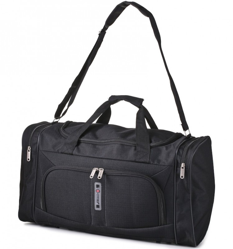 Cities 602 Cestovní taška (černá)