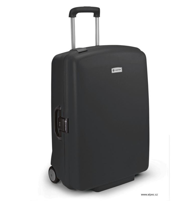 Kufr GLIDER II Trolley Case (2w) 70 cm - without divider (černá)