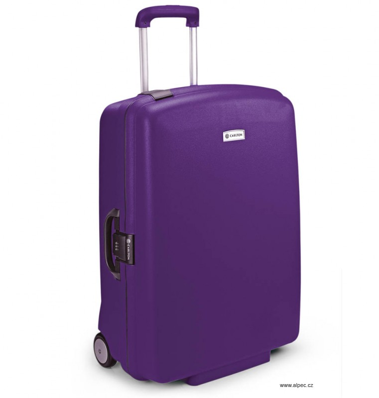 Kufr GLIDER II Trolley Case (2w) 77 cm - without divider (fialová)