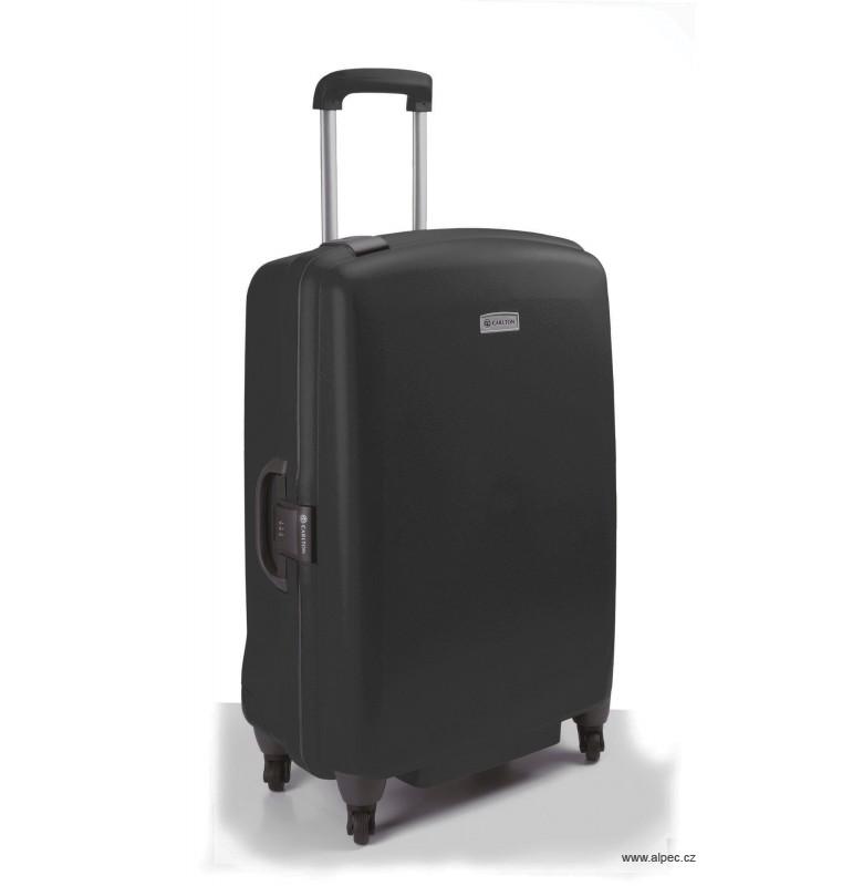 Kufr GLIDER II Trolley Case (4w) 75 cm - without divider (černá)