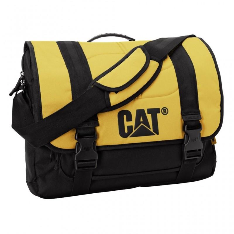 Cat - MILLENNIAL - COREY Taška přes rameno (žlutá/ černá)
