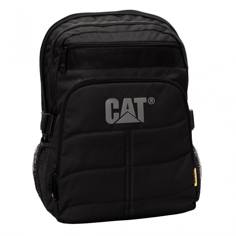 Cat - MILLENNIAL - BRENT Batoh na notebook (černý)