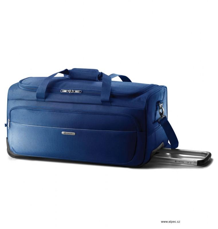 Cestovní taška X-TREME Holdall with Trolley 67cm (světle modrá)