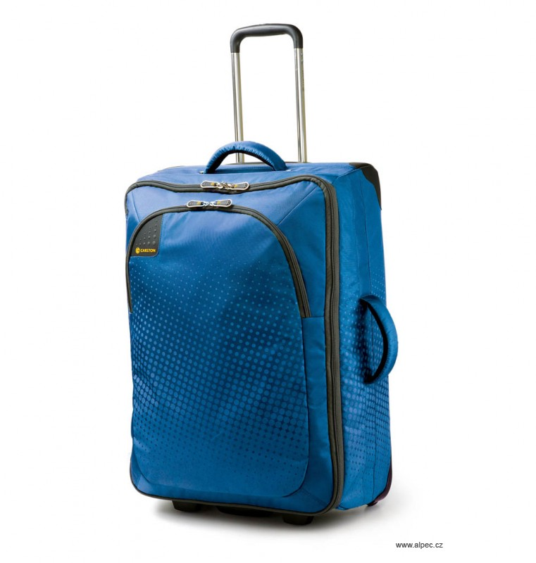 Kufr TRIBE Trolley Case 50cm (světle modrá)