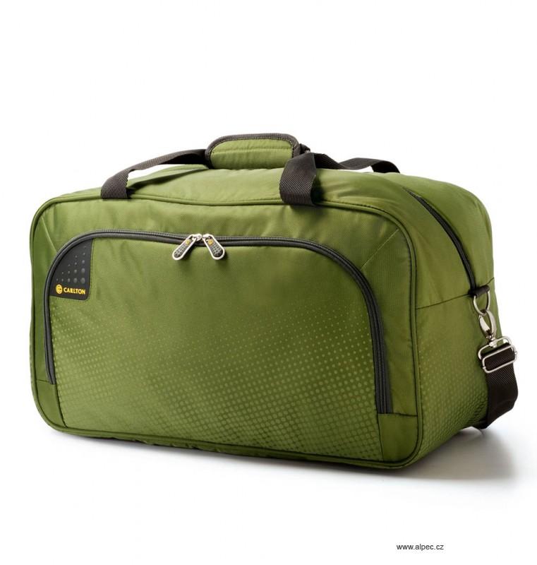 Cestovní taška TRIBE Holdall 55cm (zelená)