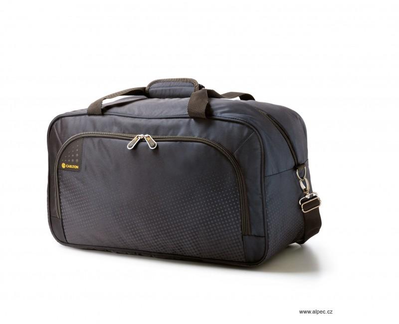 Cestovní taška TRIBE Holdall 55cm (grafitová)