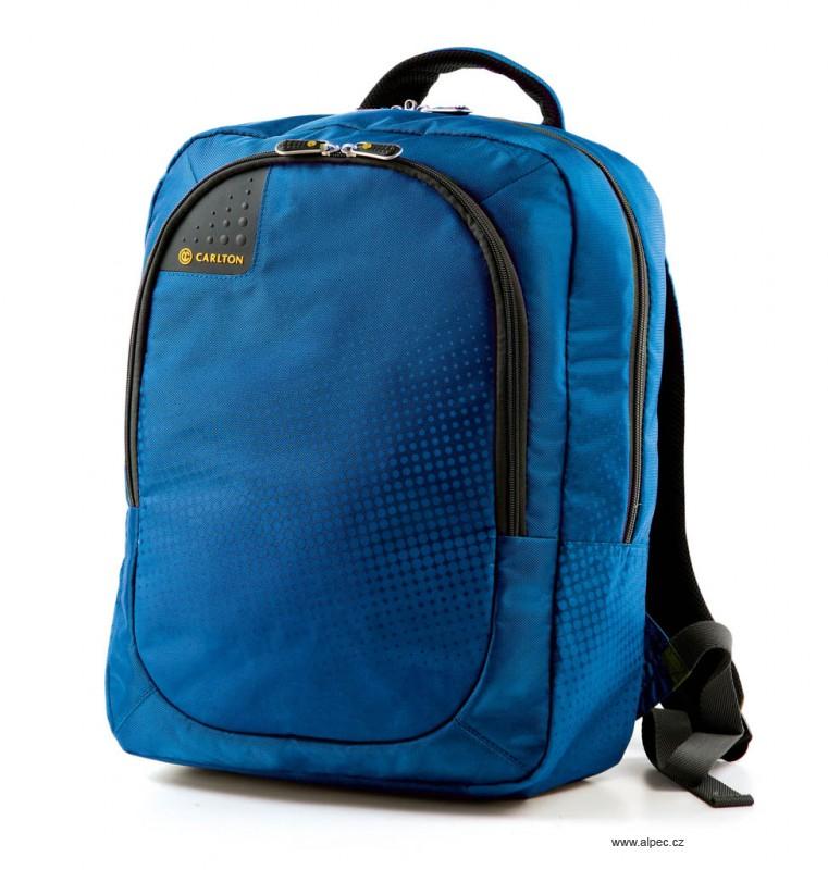 TRIBE batoh na notebook (světle modrá)