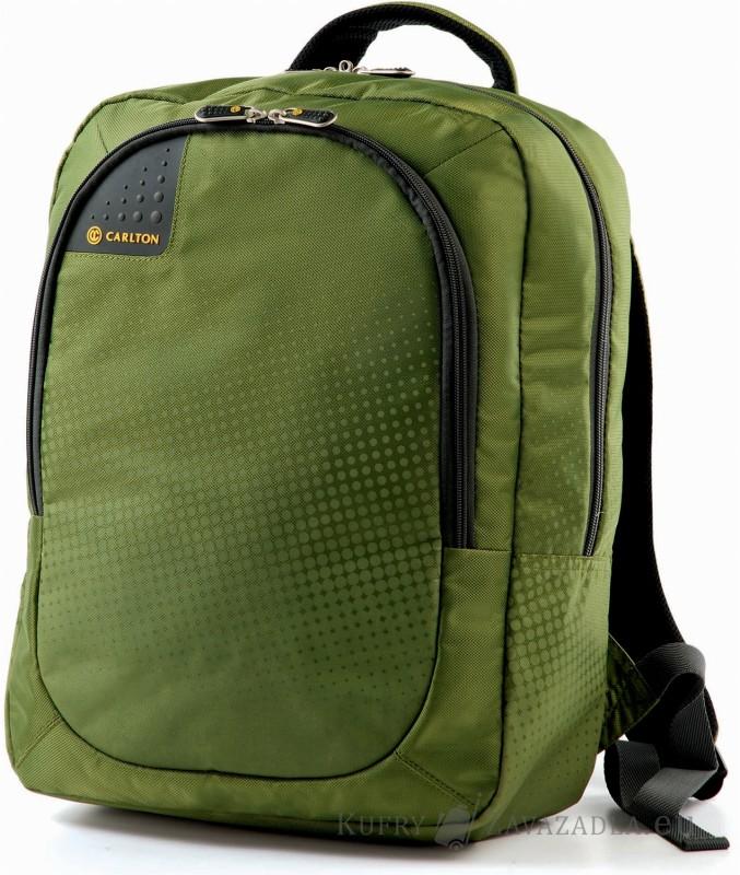 Carlton TRIBE batoh na notebook 21 l (zelená)