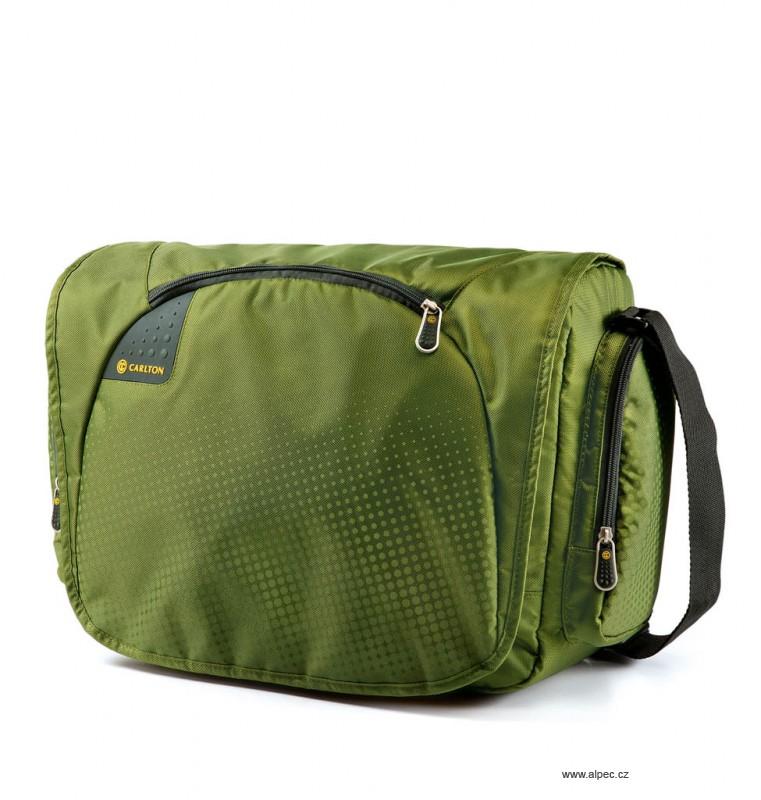 Taška na notebook TRIBE (zelená)