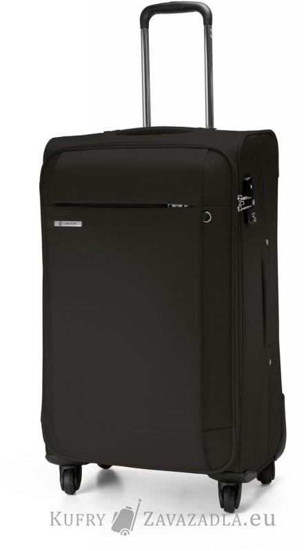 Carlton TITANIUM Spinner Trolley Case 68cm (černá)