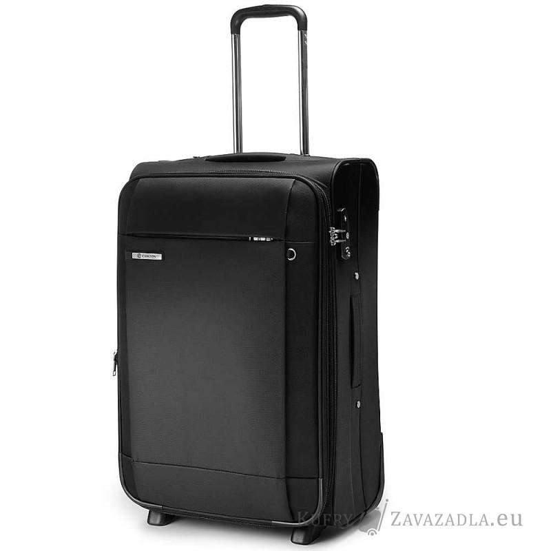 Carlton TITANIUM Expandable Trolley Case 55cm (černá)