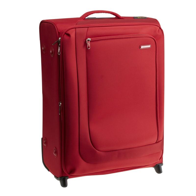Carlton CLIFTON Expandable Trolley Case 65cm (červený)