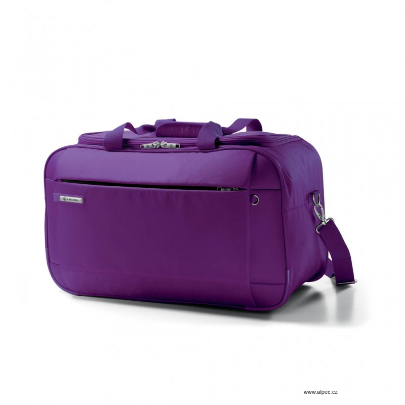 Cestovní taška TITANIUM  Holdall 55cm (purpurová)