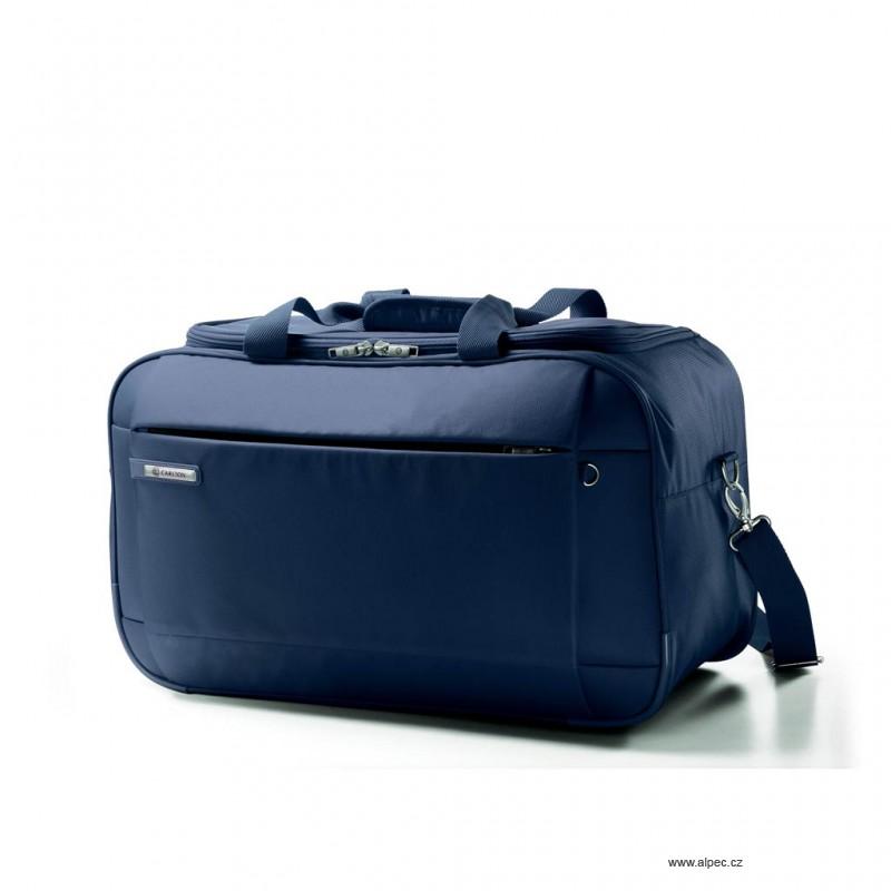 Cestovní taška TITANIUM  Holdall 55cm (tmavě modrá)