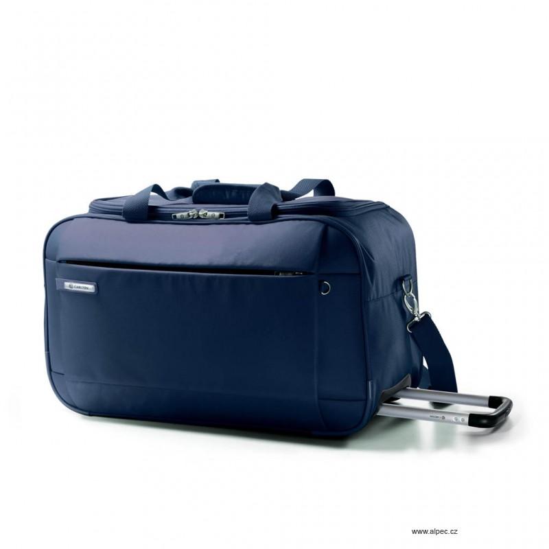 Cestovní taška TITANIUM Holdall with Trolley 68cm (tmavě modrá)