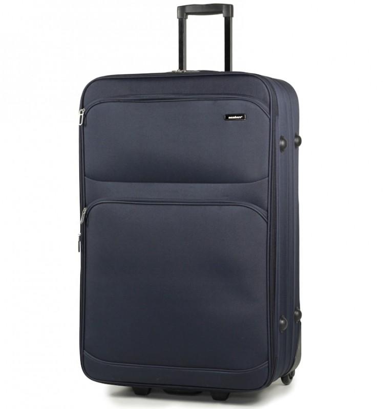 Member´s TOPAZ Velký kufr do letadla, 78 cm (Modrá)