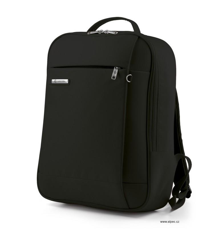 TITANIUM batoh na notebook (černá)