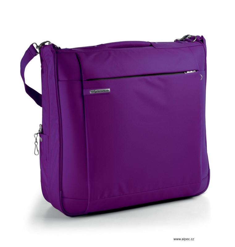 Cestovní taška TITANIUM Suiter without Trolley System (purpurová)