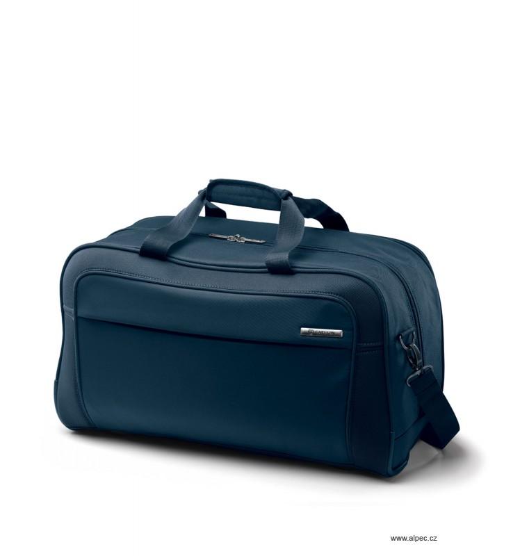 Cestovní taška OMEGA Expandable Holdall 55cm (tmavě modrá)