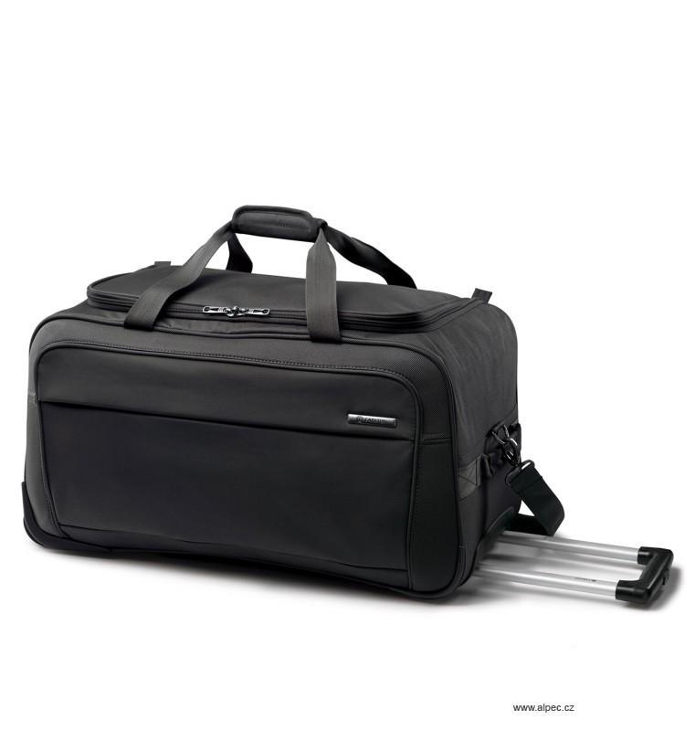 Cestovní taška OMEGA Holdall with Trolley 65cm (černá)