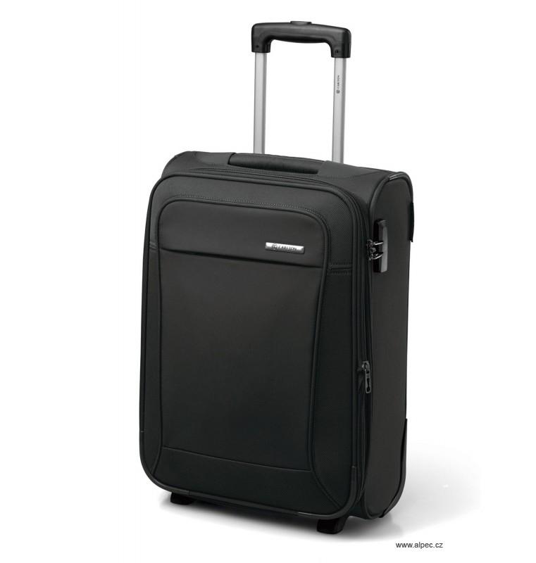 Kufr OMEGA Expandable Trolley Case 55cm (černá)