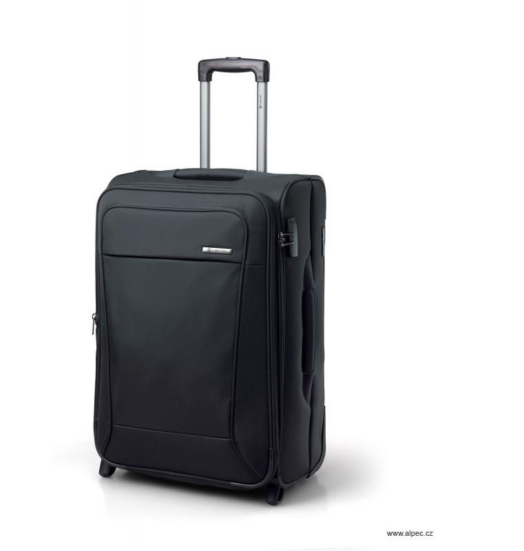 Kufr OMEGA Expandable Trolley Case 65cm (černá)