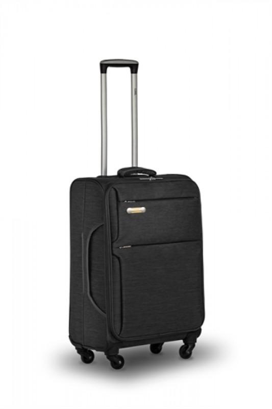 Ciak Roncato GIRO Ultra lehký kufr na 4 kolečkách 75cm (Black)