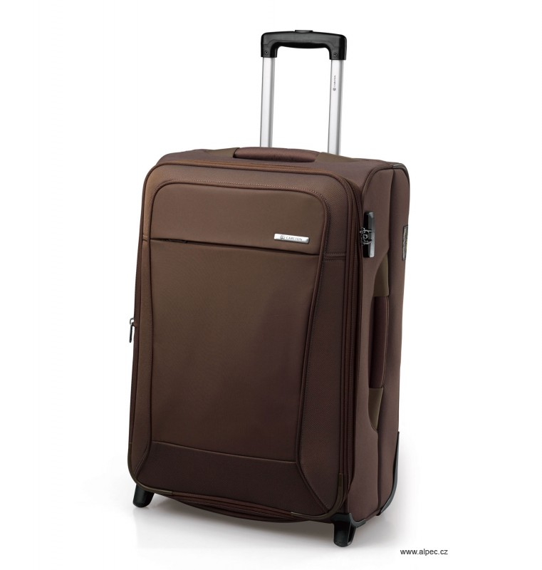 Kufr OMEGA Expandable Trolley Case 65cm (khaki)