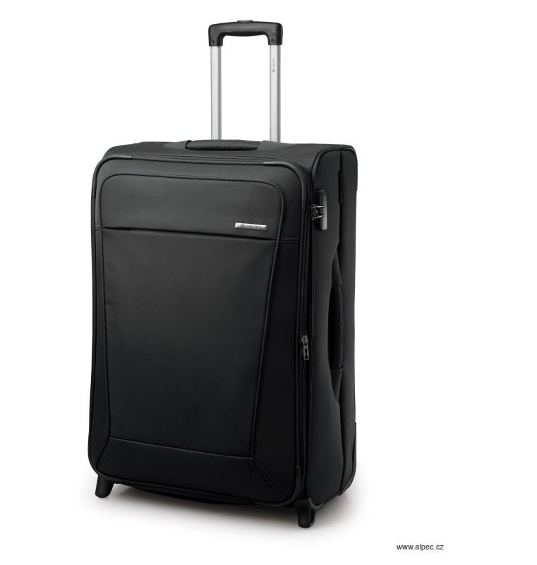 Kufr OMEGA Expandable Trolley Case 72cm (černá)