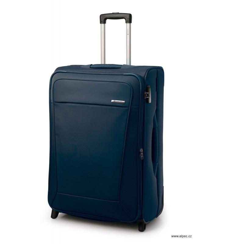 Kufr OMEGA Expandable Trolley Case 72cm (tmavě modrá)