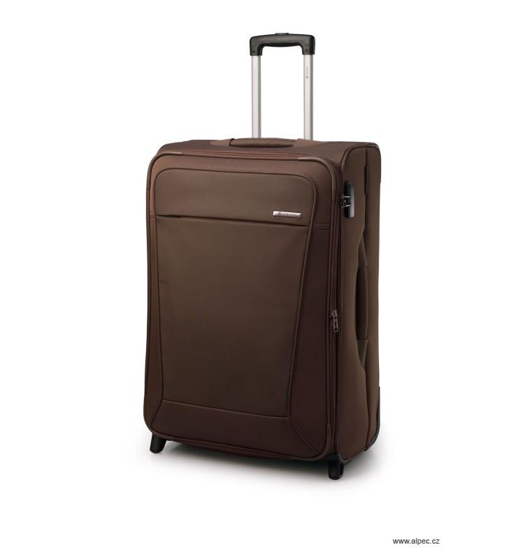 Kufr OMEGA Expandable Trolley Case 72cm (khaki)