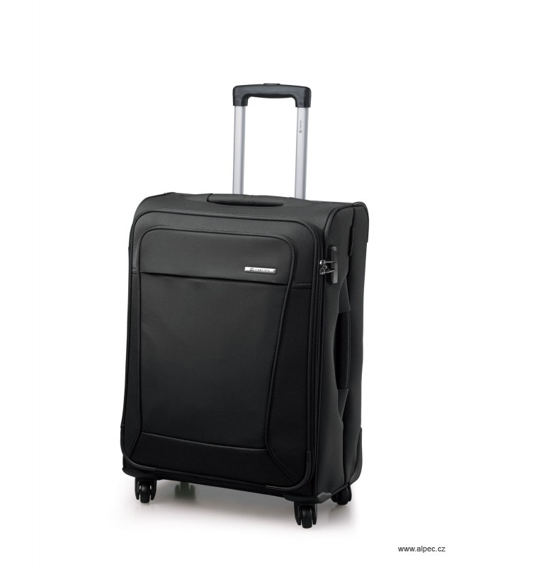 Kufr OMEGA Spinner Trolley Case 55cm (černá)