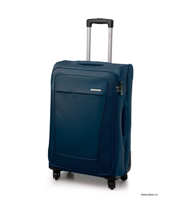 Kufr OMEGA Spinner Trolley Case 69cm (tmavě modrá)