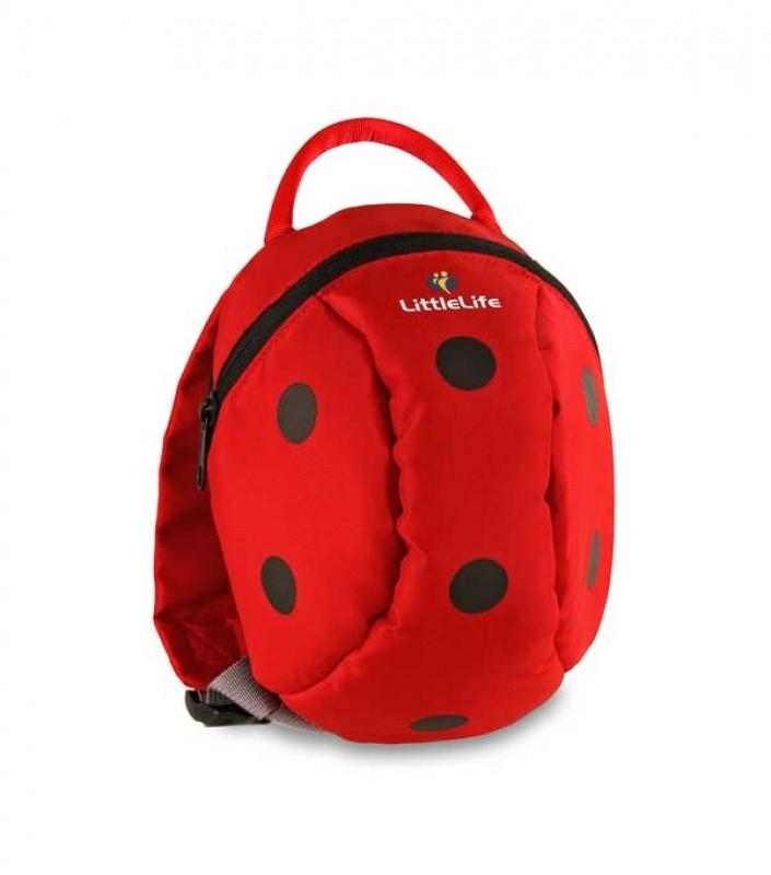 LittleLife ANIMAL TODDLER DAYSACK Batoh pro nejmenší děti, 2 l - beruška
