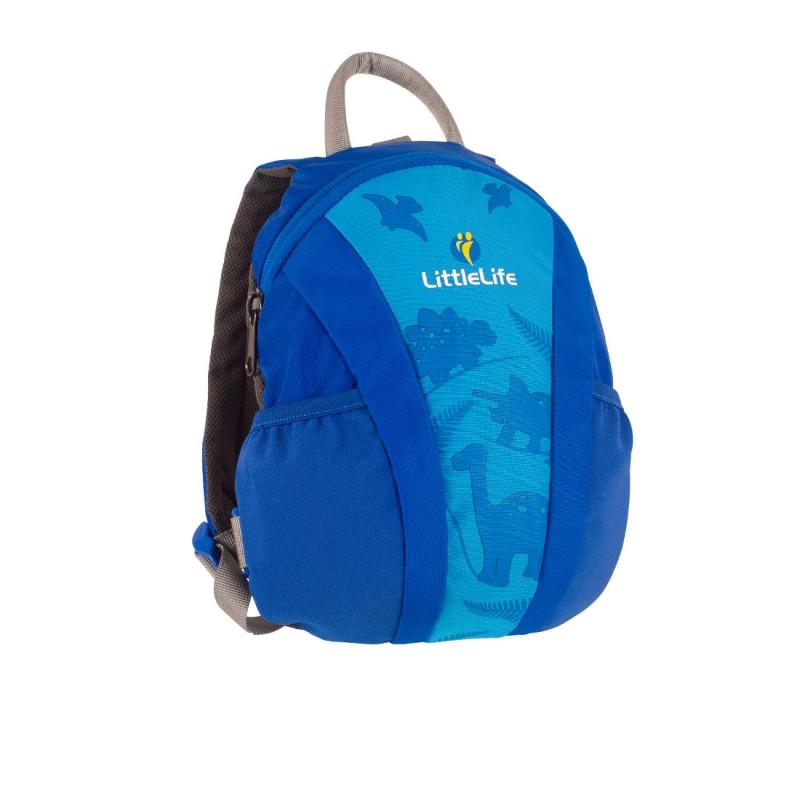 LittleLife RUNABOUT TODDLER DAYSACK Batoh pro nejmenší děti - modrý