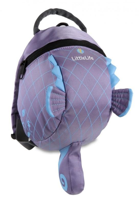 LittleLife ANIMAL TODDLER DAYSACK Batoh pro nejmenší děti, 2 l - rejnok