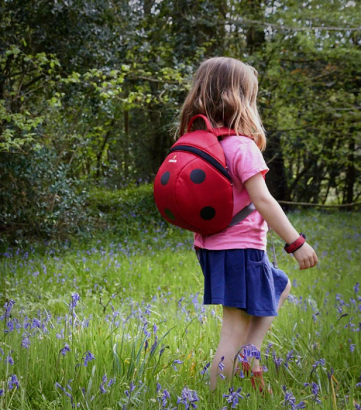 0e8c152e50b LittleLife ANIMAL KIDS DAYSACK Batoh pro děti od 3 let - beruška ...