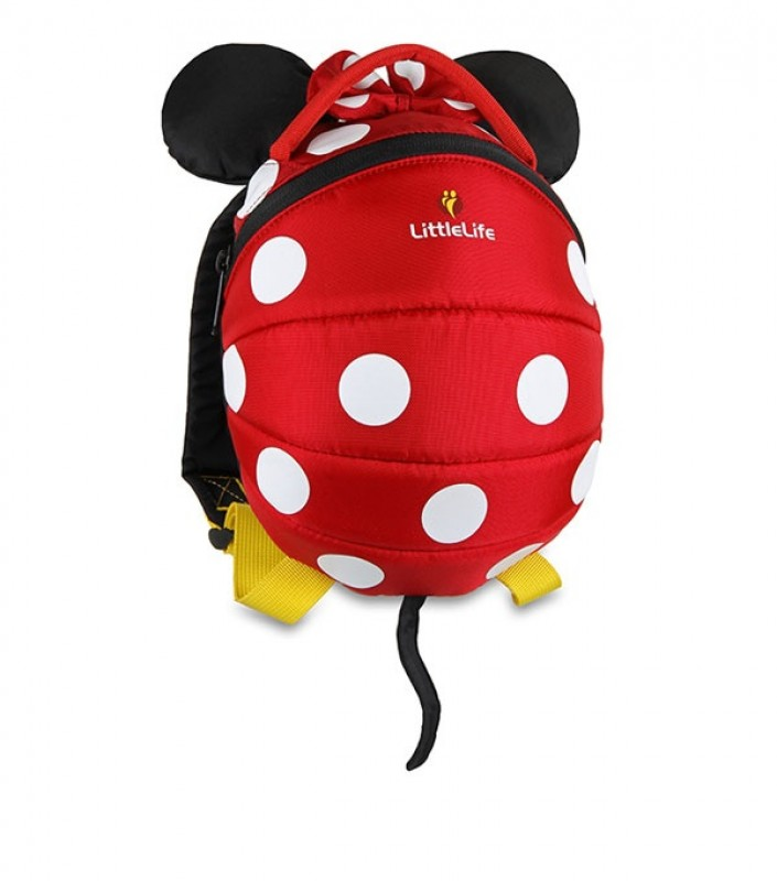 LittleLife DISNEY TODDLER DAYSACK Batoh pro nejmenší děti, 2 l - Minnie