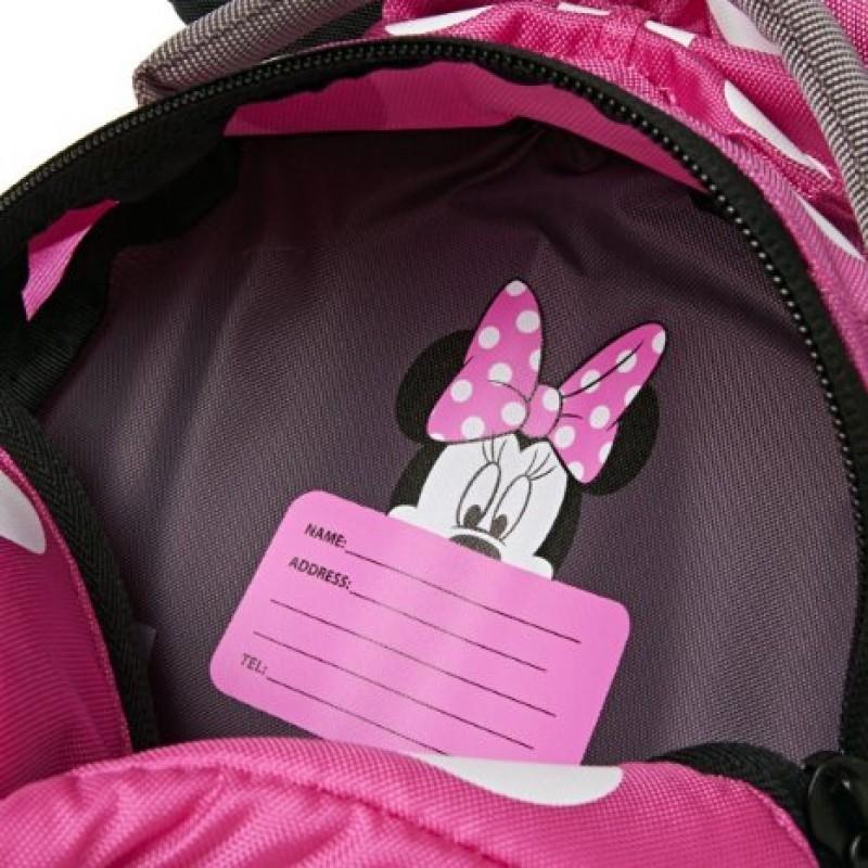 LittleLife DISNEY KIDS DAYSACK Batoh pro děti od 3 let - Pink Minnie ... 2f10217562
