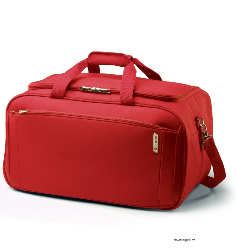Cestovní taška OASIS Holdall 55cm (červená)