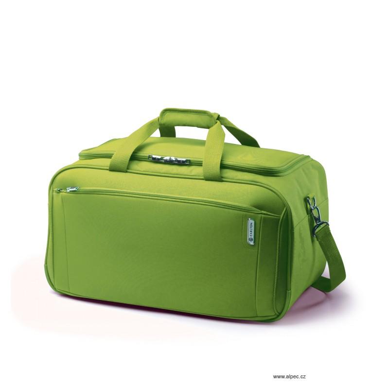 Cestovní taška OASIS Holdall 55cm (limetková)
