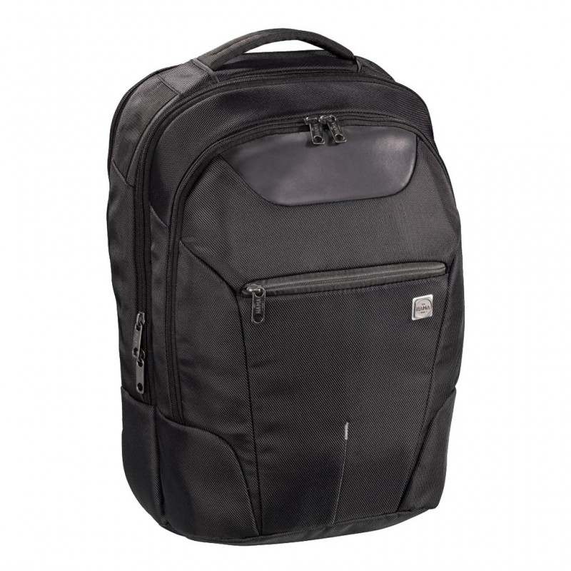 Hama 1923 FRANKFURT Batoh na notebook, Functional 19 l (black)