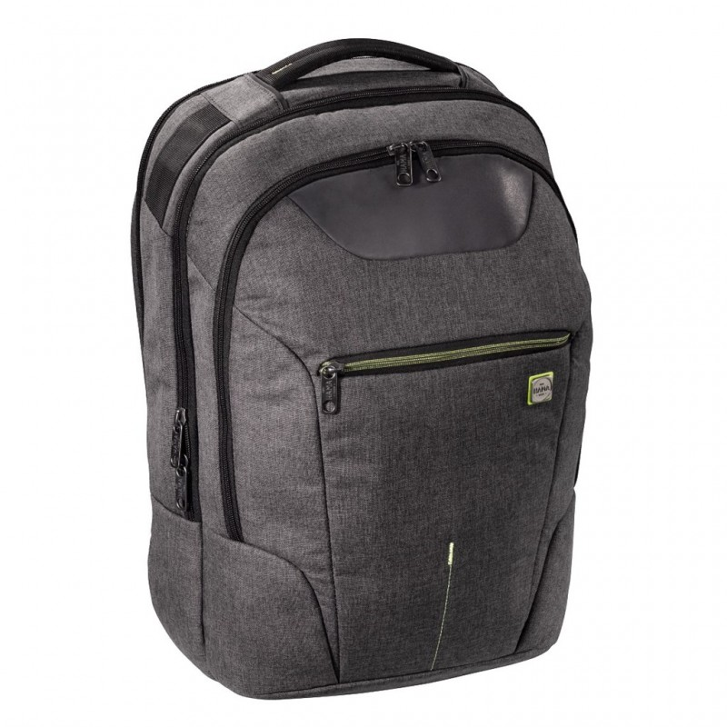 Hama 1923 FRANKFURT Batoh na notebook, Functional 19 l (grey)